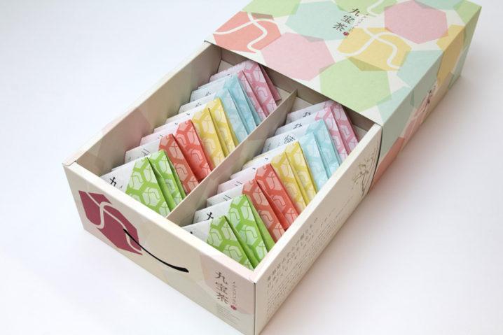 メグスリノキの九宝茶(20個入)ギフトBOX